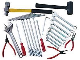 herramientas de taller mecánico